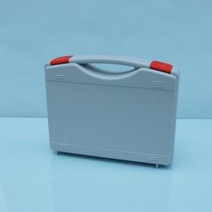 Storage case chip reader