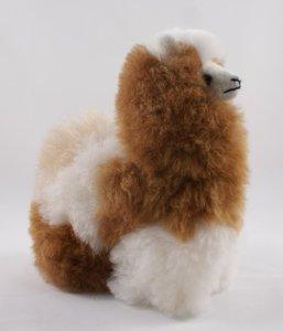 Alpaca stuffed animal multi color